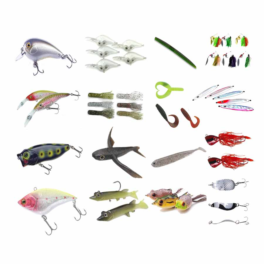 Fishing tackle wholesale discount fishing gear iwish for Wholesale fishing equipment