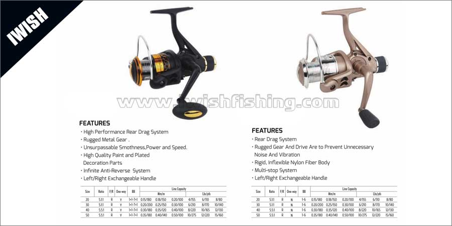 discount fishing gear best fishing spinning reels - fishing tackle, Reel Combo
