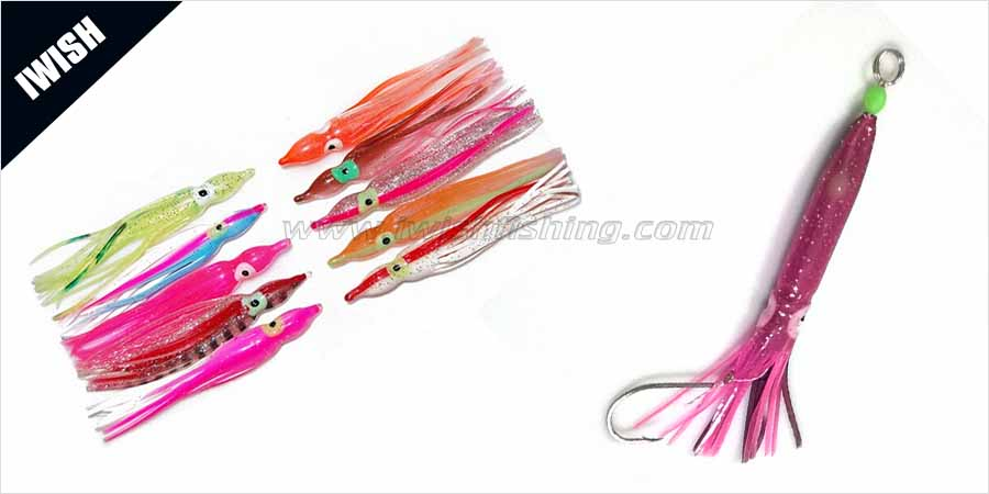 Octopus Lure - Fishing Tackle Wholesale | IWISH