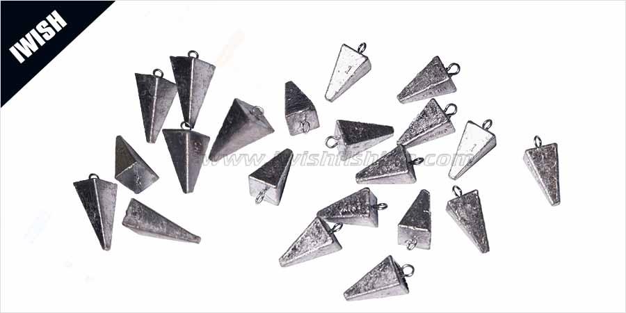 Bulk Pyramid Sinker Fishing