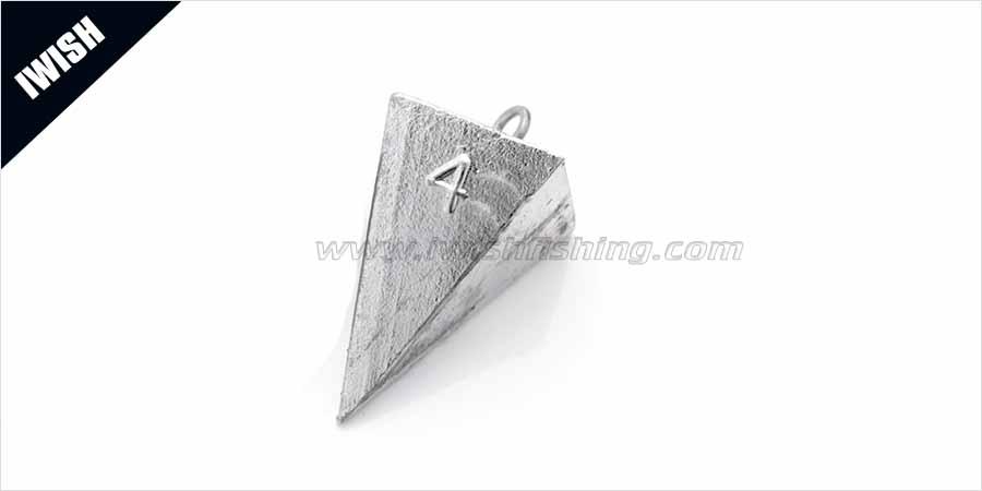 Surf Sinker-Bulk Pyramid Sinker for Wholesale