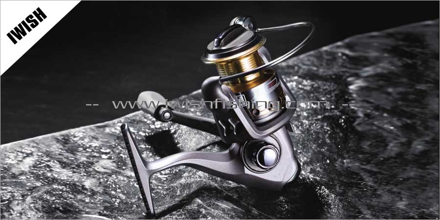 Fishing reels fishing tackle wholesale iwish for Best spinning reel for bass fishing