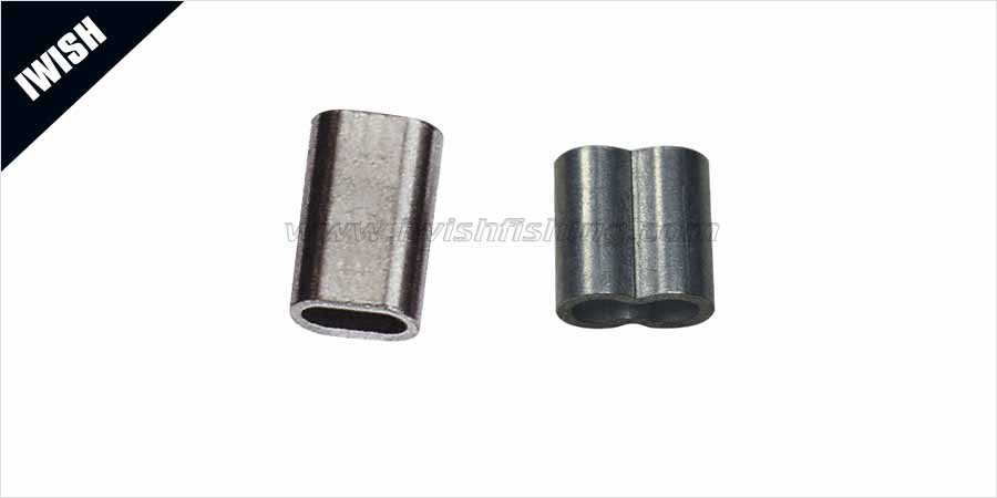 Fishing High Marine Grade Aluminum Cable Sleeves Wholesale