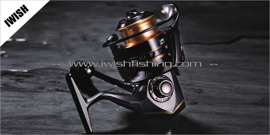 Fishing Magazine Type Bass Fishing Reel