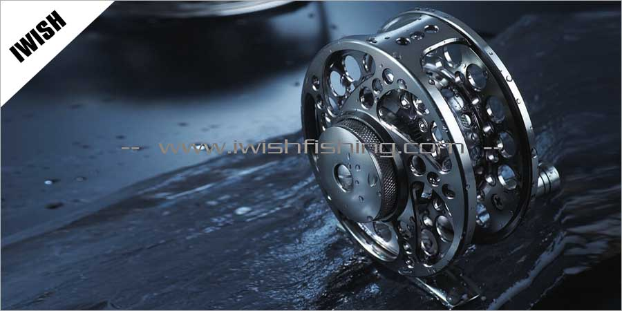 Fishing Shop Sell Type High Quality Fly Fishing Reels