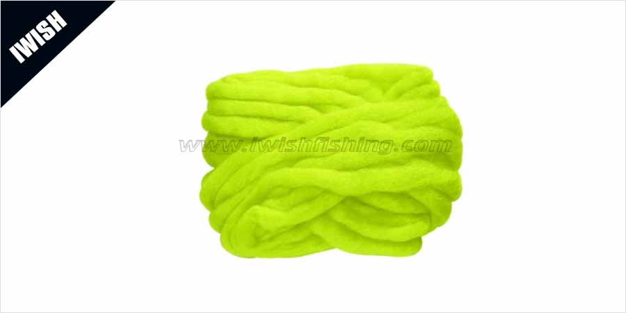 Fly Fishing Shop Hot Tying Yarn Flies Material Egg Fly Yarn