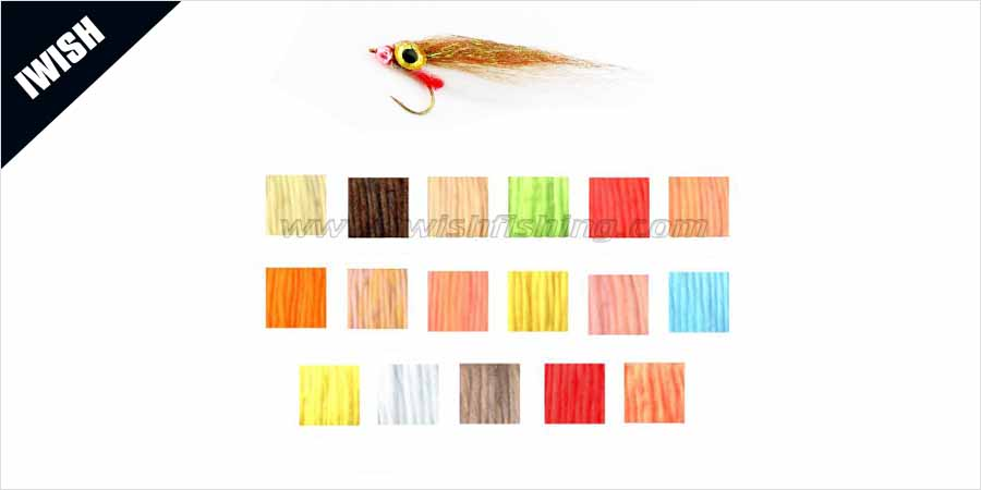 Fly Tying Wings Material Fly Tying Yarn For Sale