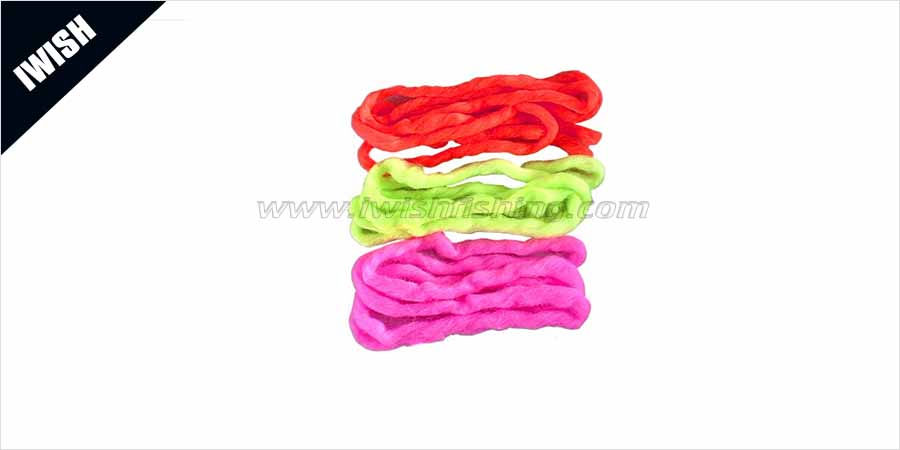 Popular Fishing Yarn UV Enhanced Glow Yarn