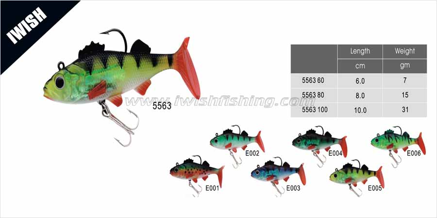 Swimbaits for Smallmouth Bass Lure