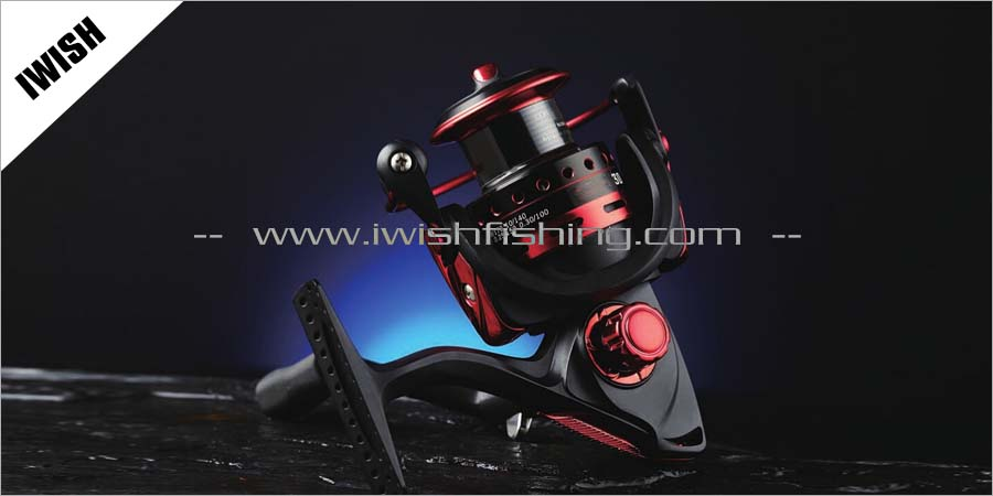 Wholesale Big Fishing Reel Parts Made in China
