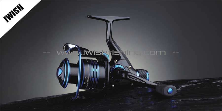 Wholesale Fishing Tackle Fishing Freshwater Spinning Reel
