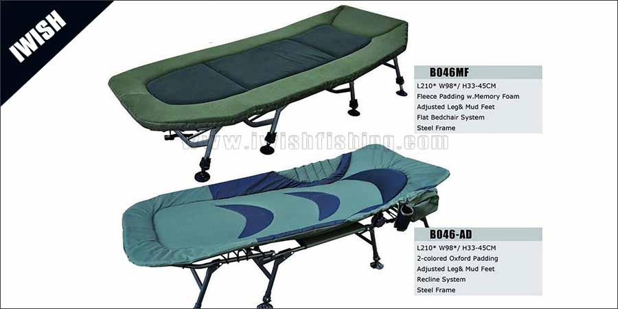 Beach Fishing Tool Carp Bedchair Sleep System