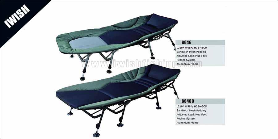 Carp Bedchair Mattress Removable Type