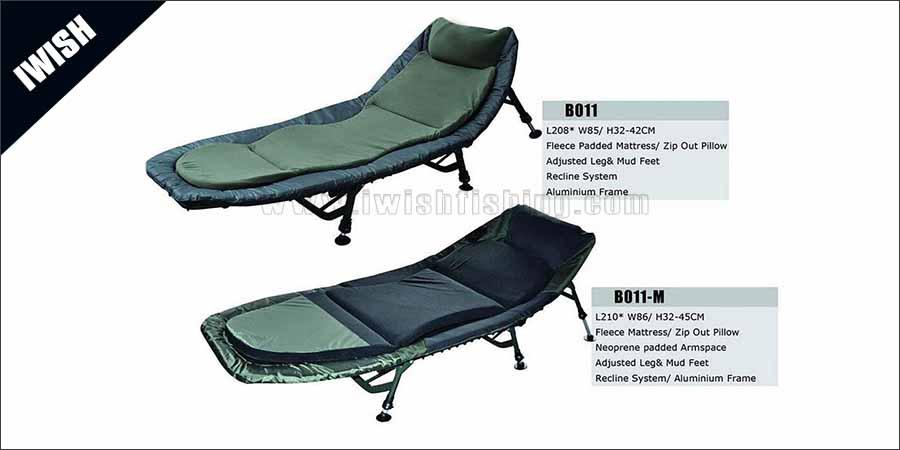 Carp Fishing Lakes Equipment Best Carp Bedchair 2015 & 2016