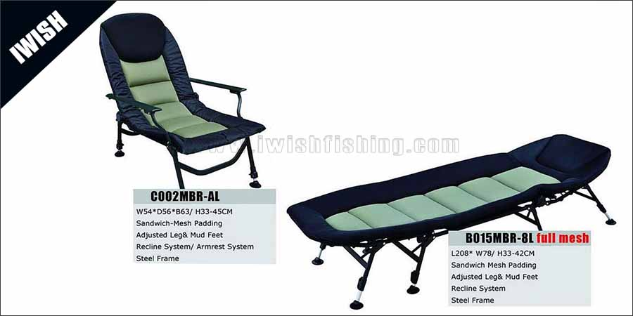 Cheaper Bed Chair Put In Fish Lake
