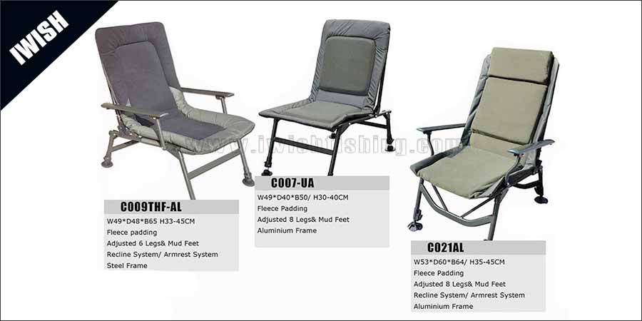 Course Fishing Enormously Comfortable Long Or Short Legs Chair