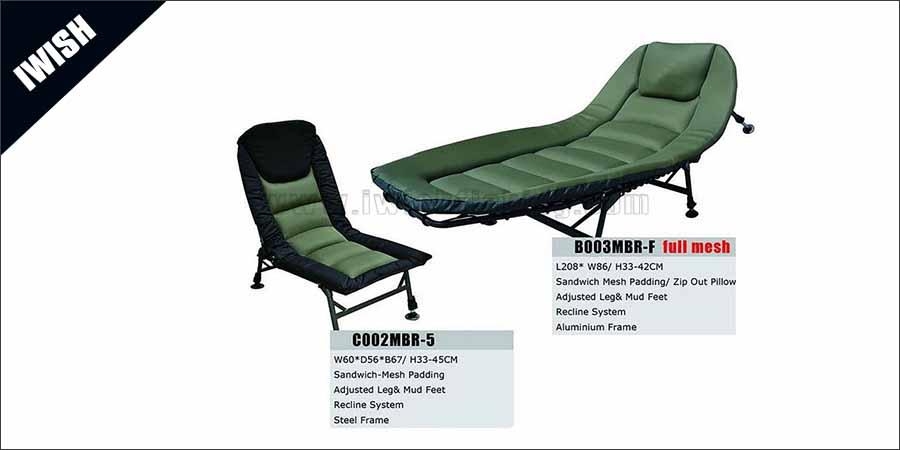 Fishing Season Tackle Carp Porter Bedchair, Chair Distributer