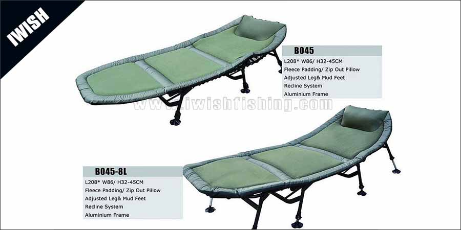 Wholesale Fishing Carp Fishing Bed Chair Reviews