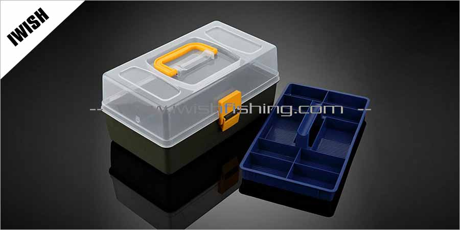 1 Lift Out Tray Fishing Boxes Organizer wholesale