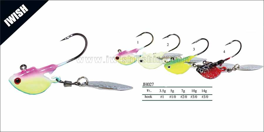2016 New Blade Jig Heads For Sale