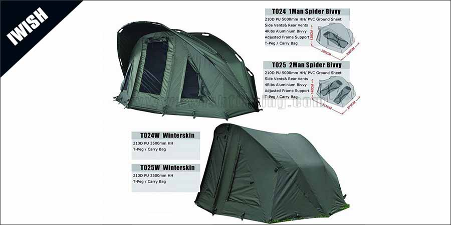 Big Carp Fishing Carp Tent Bivvy System