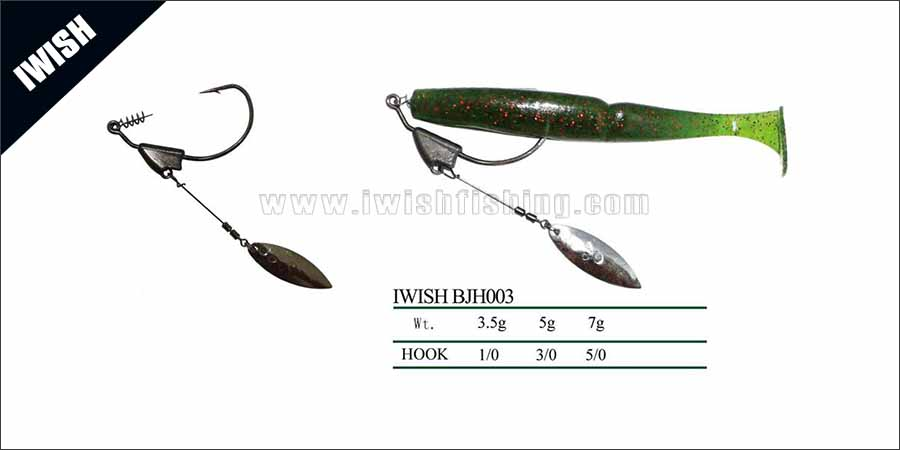 Fishing Tackle Jig Heads Floating