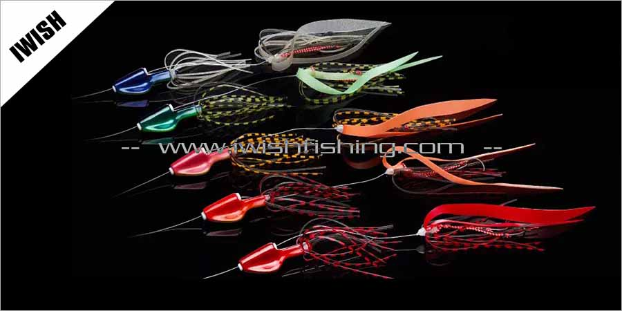 Mini Short Skirts Flat Rubber Spinnerbait Skirts