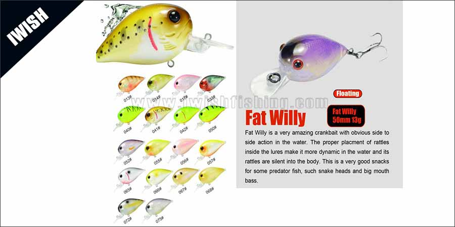Topwater Light Crankbait Lure For Walleye
